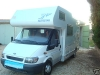 grossiste destockage  vehicule Don de camping-car, ford  ...