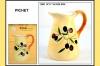 grossiste destockage  equipement-maison Pichet motif olive 0,60�