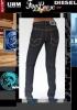 grossiste destockage  habillement Jeans diesel femme ref: t ...