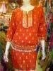 grossiste destockage  habillement Tunique patchwork indien