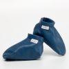 grossiste destockage  cuir-chaussures Chaussons en cuir bio pou ...
