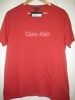 grossiste destockage  habillement * t shirt calvin klein h  ...