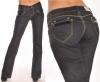 grossiste destockage   Jeans noir fashion