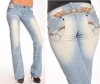 grossiste destockage  habillement Jeans femme