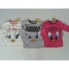 grossiste destockage  habillement Lot textile enfant pull t ...
