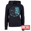 grossiste destockage  habillement Foscopo sweats diesel fem ...