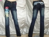 grossiste destockage  habillement Jeans ed-hardy femmes