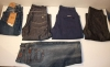 grossiste destockage   Lot jeans teddy smith enf ...