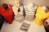 grossiste destockage  habillement Lot polos,t-shirts teddy  ...