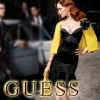 grossiste destockage guess  Lot de 4 robes guess -80%