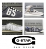 grossiste destockage   Lots de 12 basket g-star