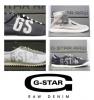 grossiste destockage  cuir-chaussures Lots de 12 basket g-star