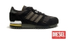 grossiste destockage  habillement Sneakers diesel adidas zx ...