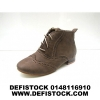 grossiste destockage Bottines ref 6313