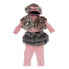 grossiste destockage  habillement Ensembles layette 4 pi�ce ...