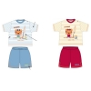grossiste destockage   T-shirt et short b�b�