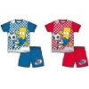 grossiste destockage Ensembles short Bart Simpsons