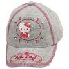 grossiste destockage Superbe Casquette Hello Kitty