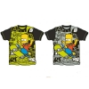 grossiste destockage   Nouveau t-shirts bart sim ...