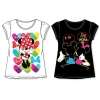 grossiste destockage  habillement Arrivage t-shirts minnie