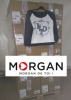 grossiste destockage  habillement D�stockage t-shirt morgan